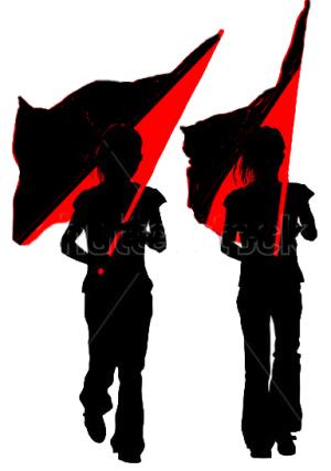 [AIT]: TRAVAILLONS POUR UNE PLUS GRANDE PARTICIPATION DES FEMMES DANS NOTRE MOUVEMENT ! redblackwomen