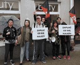 ZSP Kundgebung